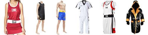 Sanda & Boxing Uniforms