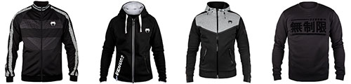 Jackets & Sweat-shirts