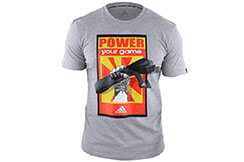 T-shirt arts martiaux, ADITSG5, Adidas