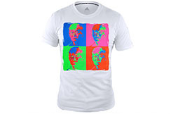 T-shirt arts martiaux, ADITSG4, Adidas