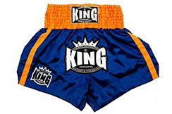 Muay Thai Boxing Shorts Classic, King