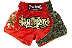 Muay Thai Boxing Shorts TTBL 70 Fancy, Twins