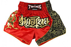 Muay Thai Boxing Shorts TTBL 70 Fancy, Twins