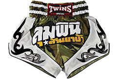 Muay Thai Boxing Shorts TTBL 78 Fancy, Twins