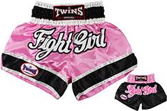 Muay Thai Boxing Shorts TTBL 012, Twins