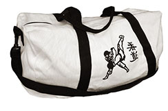 Sports bag, Egg shell - Rice grain, Noris