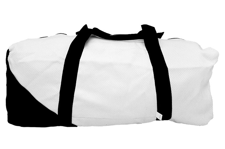 Sports bag, White - Rice grain, Noris