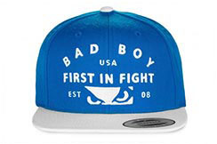 "Casquette ""FIRST IN FIGHT"" Bad Boy"