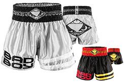 """Tii Sok"" Muay Thai Shorts, Bad Boy"