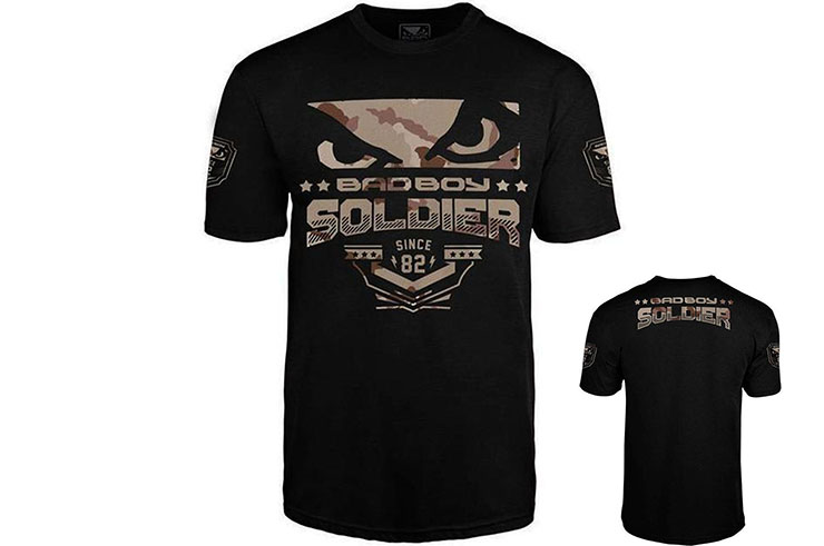 Sport T-shirt - Soldier, Bad Boy Legacy