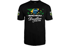 Sport T-shirt - Brazilian Jiu Jitsu, Bad Boy Legacy
