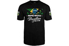 T-shirt de sport - Jiu Jitsu Brésilien, Bad Boy Legacy