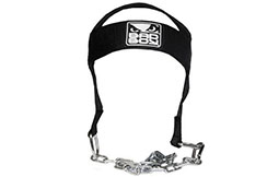 Padded Head Harness, Bad Boy Legacy