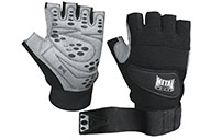 [Destock] Bodybuilding Gloves, Metal Boxe MB2021N