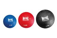 [Déstock] Medecine Ball Rebondissante, Metal Boxe AC8610