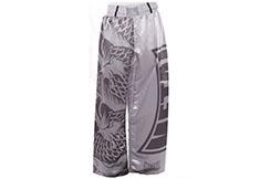 Pantalon Full, Dragon TC60 Blanc, Metal Boxe