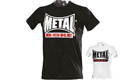 T-shirt de sport, Visual - MB91, Metal Boxe