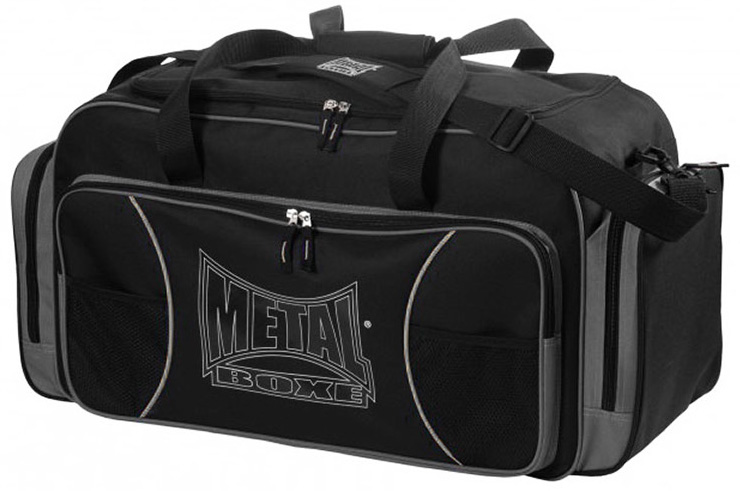 "Large Sports Bag ""MB029"", Metal Boxe"