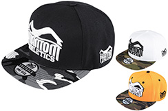 Snapback Cap - Camo, Phantom Athletics