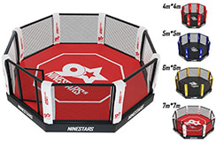 MMA Cage, On platform - High Range