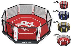 MMA Cage, On platform - High Range