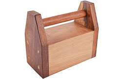 Wooden Kettlebell