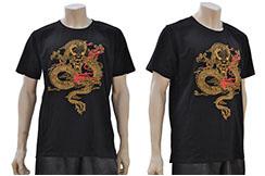 T-shirt Dragon brodé 2