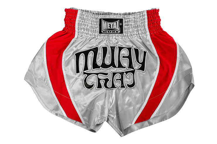 Muay Thai Boxing Short, Metal Boxe MB62