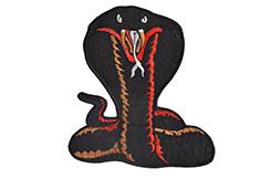 Ecusson Cobra
