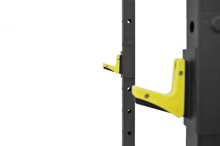 Pair of Safety Spotter Hooks