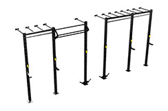 Cage Murale Monkey Bars, Pull Up & Lift Offs