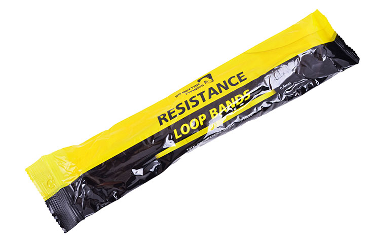 Resistance Bands - Yoga & Fitness, Silicone