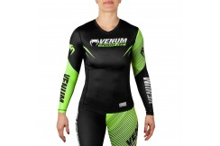 Woman Rashguard - Long Sleeves - Training Camp 2.0 - Venum