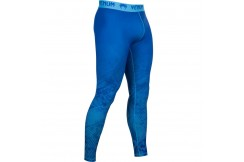 Compression Pants - L - Blue - Fusion, Venum