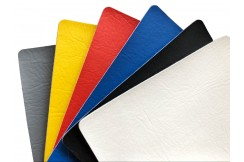 Rollable Mat - PVC Lining, Smooth with leather pattern