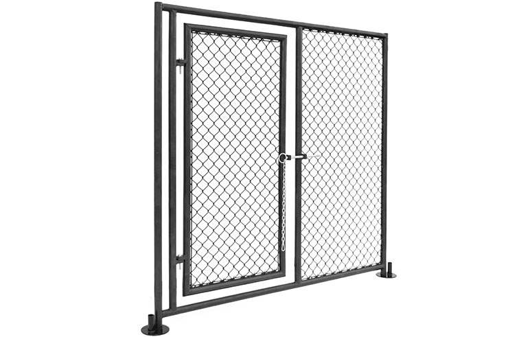 Individual MMA Cage Panel, With Door